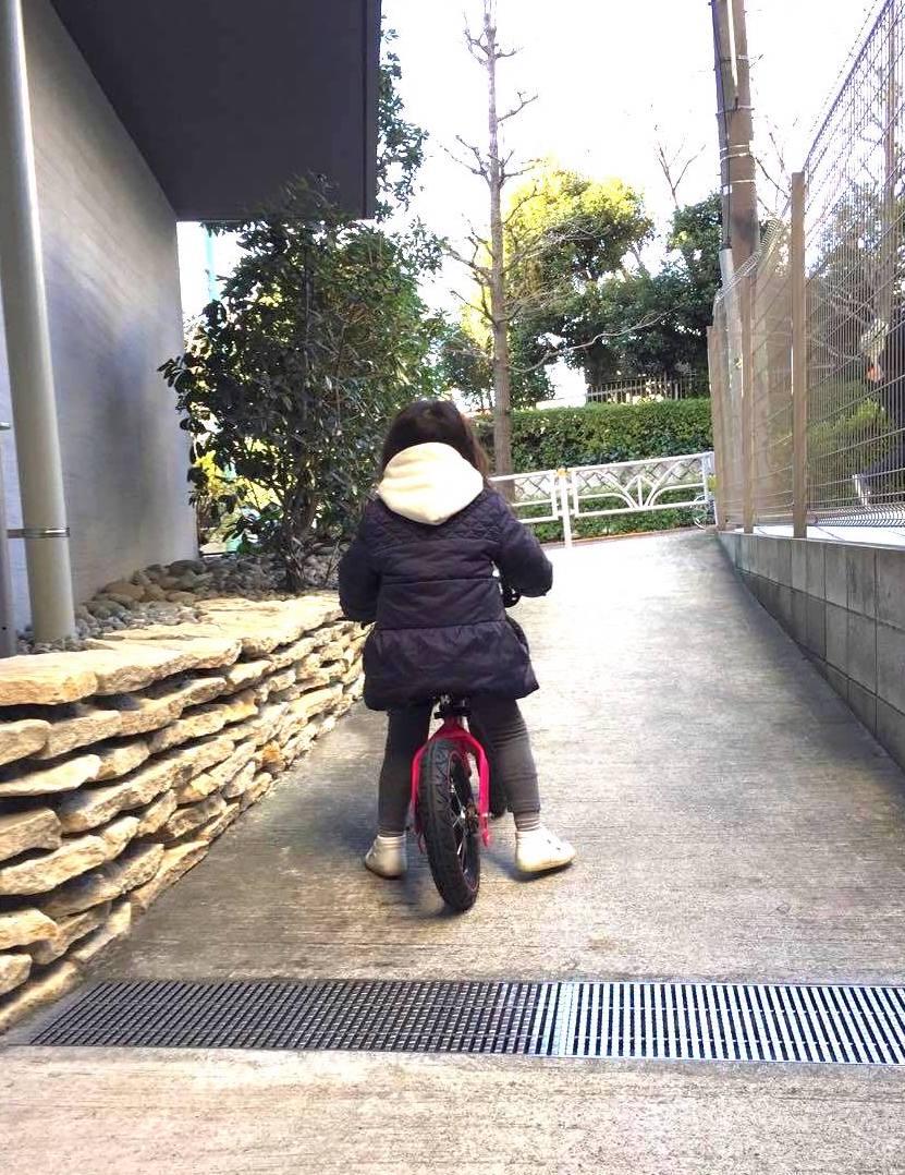 ミーちゃん自転車ライフ