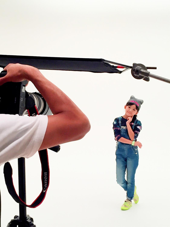 model_shooting