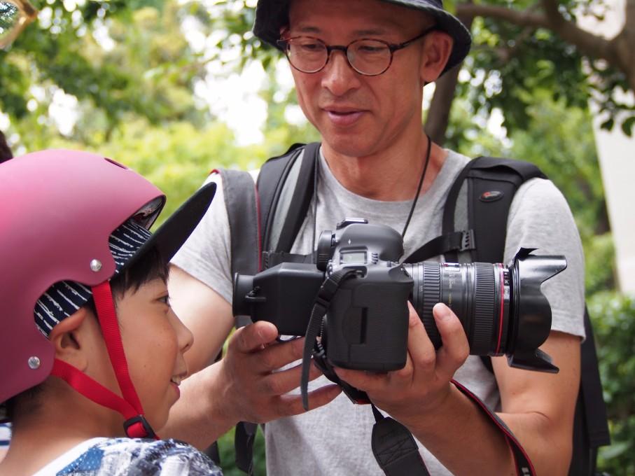 プチかわフォトコンテスト カメラチェック
