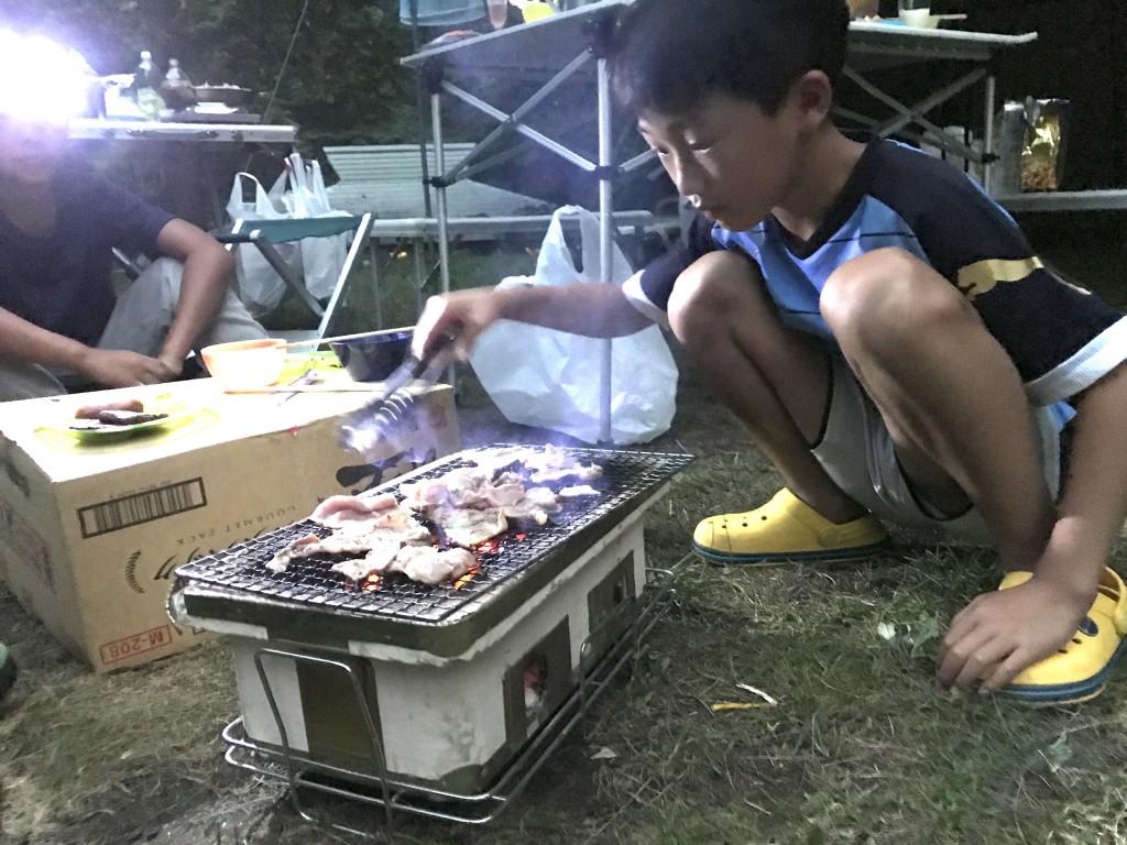 おすすめキャンプグッズ 七輪