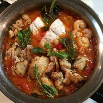 【連載】残暑を乗り切る「野菜たっぷりメニューその2 ラタトゥイユ鍋」|元気が出る家庭料理