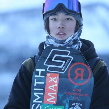 15歳の日本代表スノーボーダー國武 大晃とは!?「ブレイブボード大好き!」|リップスティックネオ