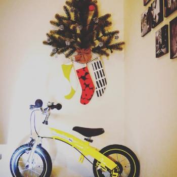 クリスマスプレゼントは決まりましたか?2歳から乗れるへんしんバイクがオススメ!