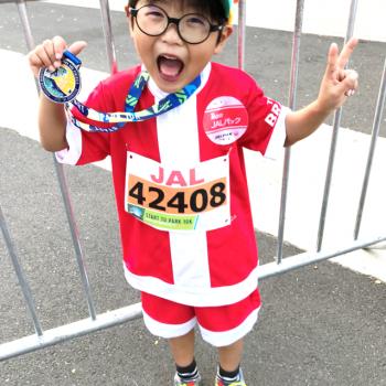 YUTA&けんけん ホノルルマラソンへの道のり⑤|10kmウォークに挑戦!|ブレイブボード