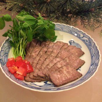 【連載】「低温調理」でしっとり柔らかお肉料理|パーティーレシピ|忙しいママにも嬉しい簡単レシピ