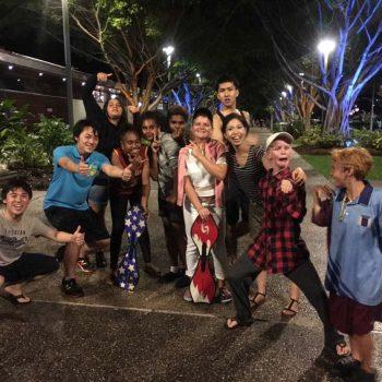 ケアンズでブレイブボードレッスン|Meet the World inオーストラリア