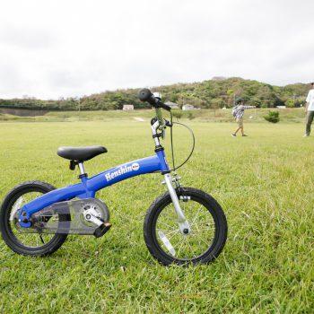 へんしんバイク X14のバランスバイク組み立て方法【★画像あり】