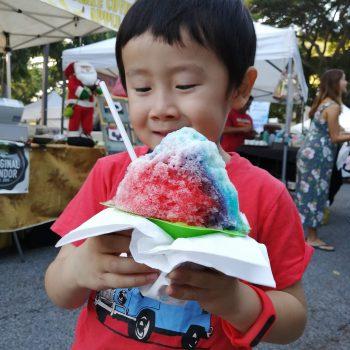4歳でダイヤモンドヘッド登頂にチャレンジ!~ホノルルマラソン前日~