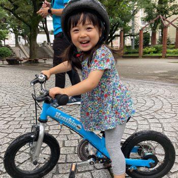 """へんしんバイク2で子どもも""""変身""""!自転車デビューで諦めない性格に変わった!"""